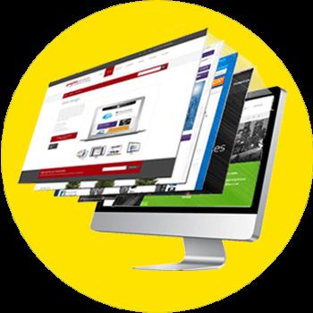Icon upgrading website