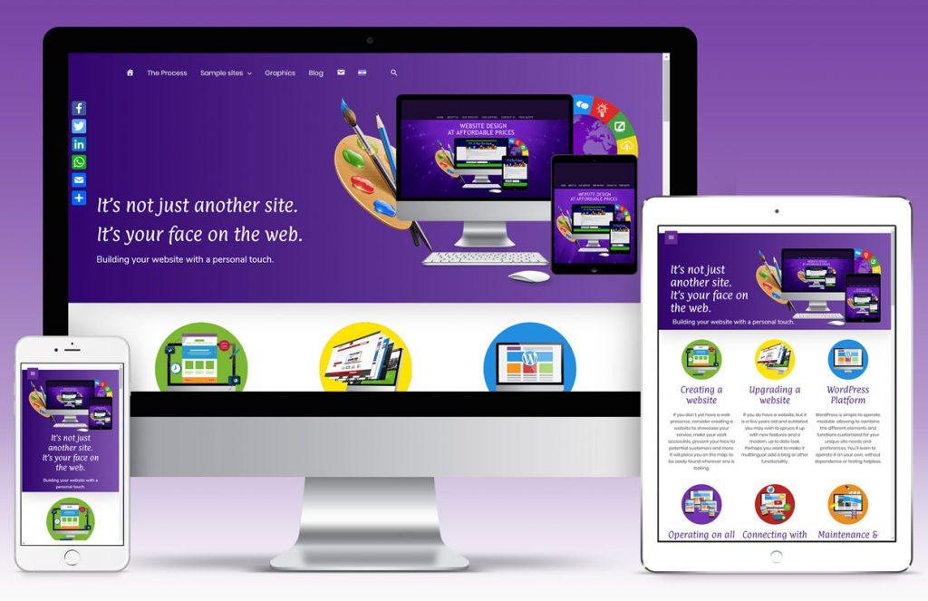 Maof Dvora upgraded website