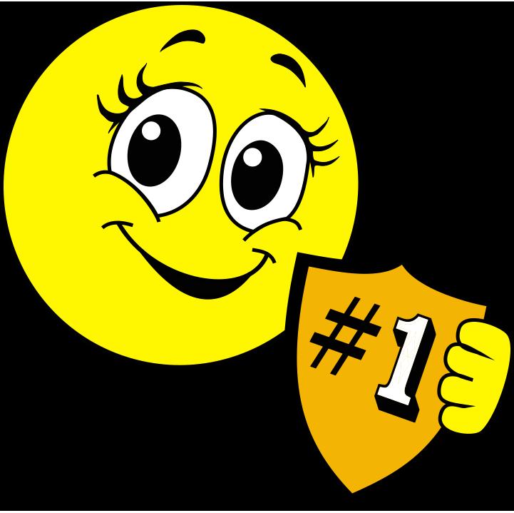 לוגו איכות עם חיוך